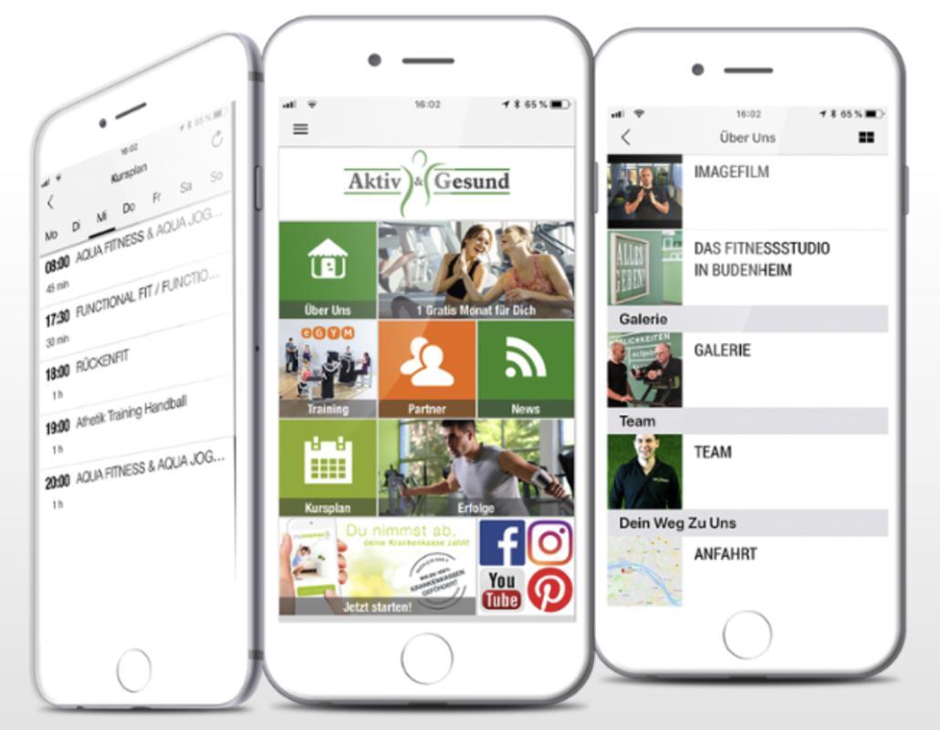 Aktiv&Gesund-App